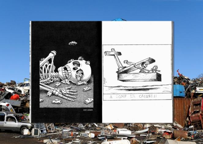 Vis Comica™ «Les Bagnoles» © HSH Crew