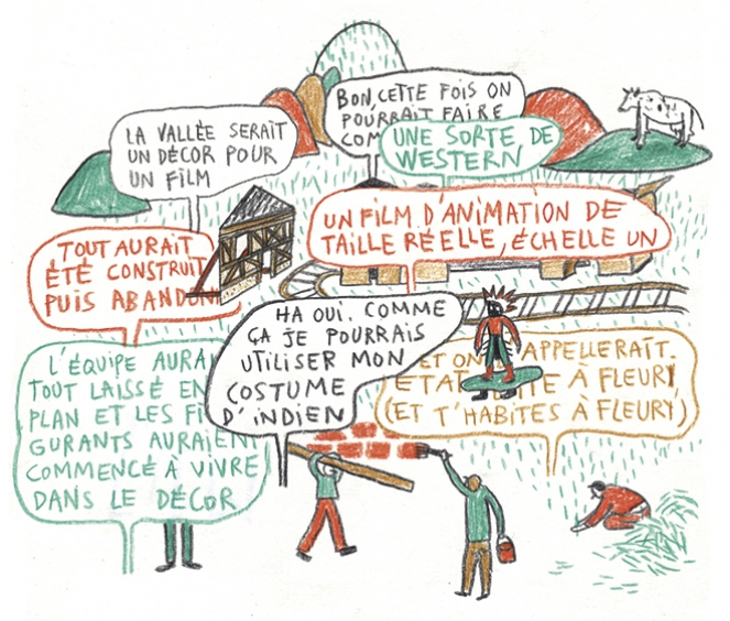 HSH Crew — Andelle, Enchanté !