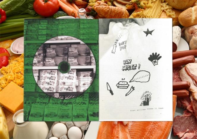 Fanzine Vis Comica™ «Bon Appetit» © HSH Crew