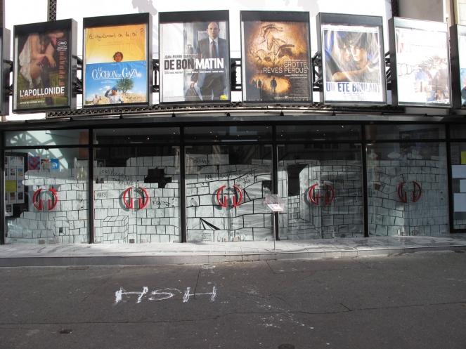 Faites le mur à l'Omnia ©2011 HSH Crew