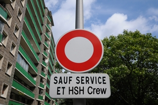 «Non loin de là» © HSH Crew
