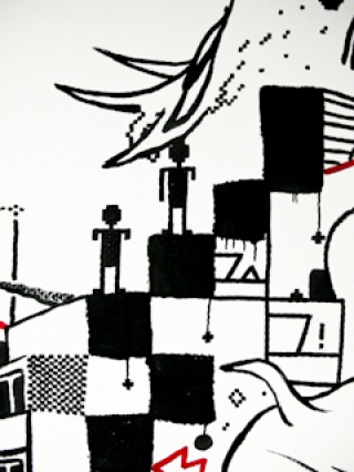 Le Bloc — Festival Serendip © HSH Crew
