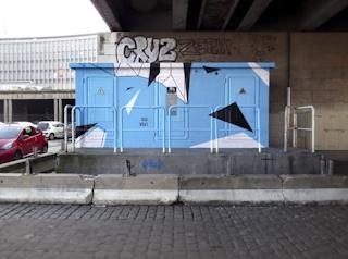Bloc ERDF © HSH Crew