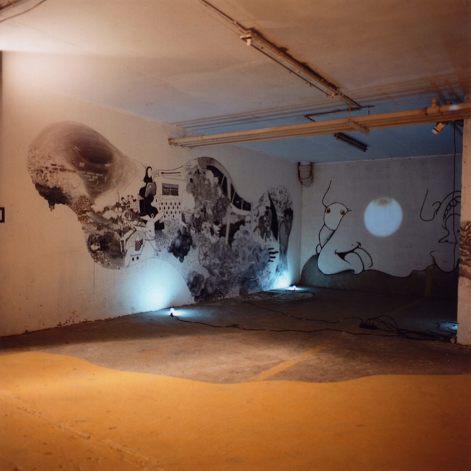 HSH Crew - L'art au garage