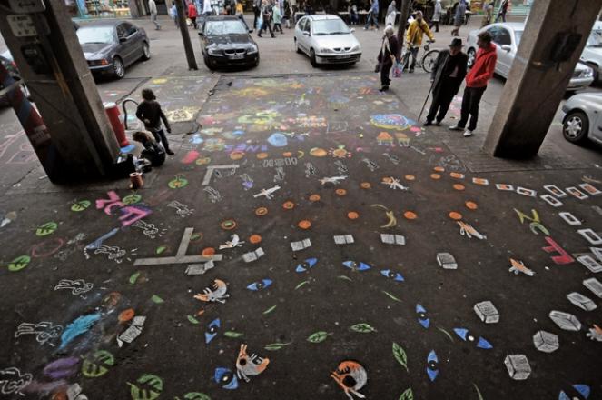 Parking des Emmurés ©2011 HSH Crew