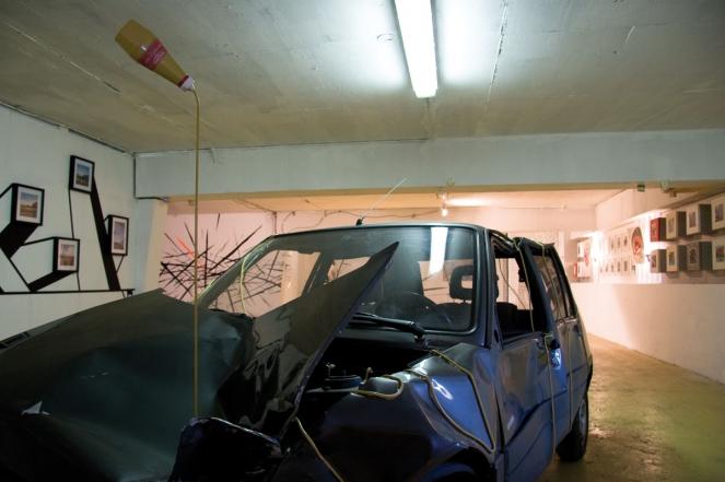 HSH Crew - L'art au garage